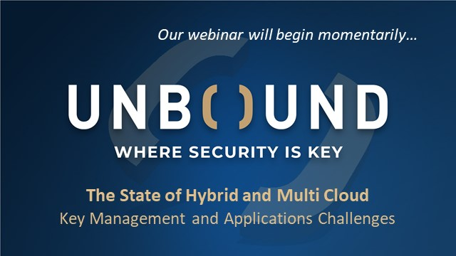 The State of Hybrid and Multi Cloud: Key Management and Applications Challenges