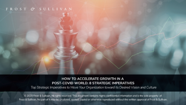 How to Accelerate Growth in a Post-COVID World: 8 Strategic Imperatives