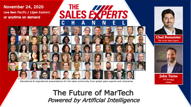 The Future of Martech, powered by artificial intelligence