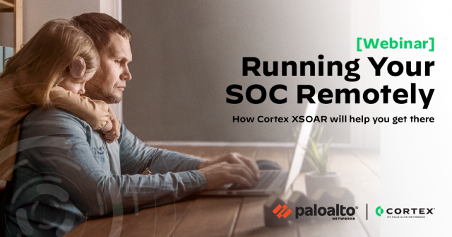 Running Your SOC Remotely