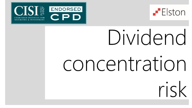 CPD: Dividend concentration risk