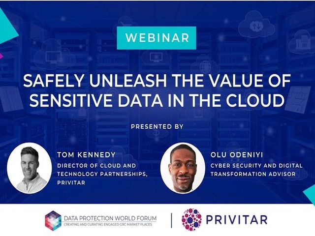 Safely Unleash the Value of your Data in the Cloud