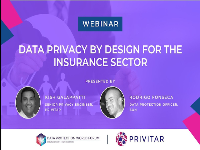 Privacy-by-Design for the Insurance Sector
