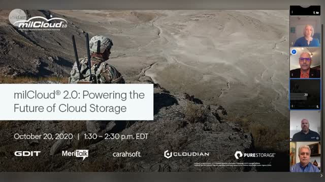 milCloud 2.0: Powering the Future of Cloud Storage