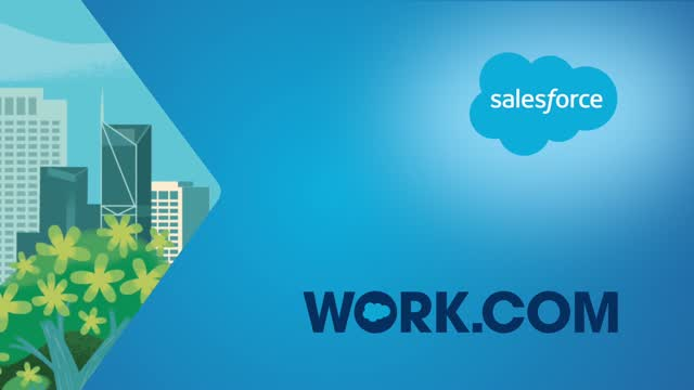 How Salesforce is Reopening with Work.com