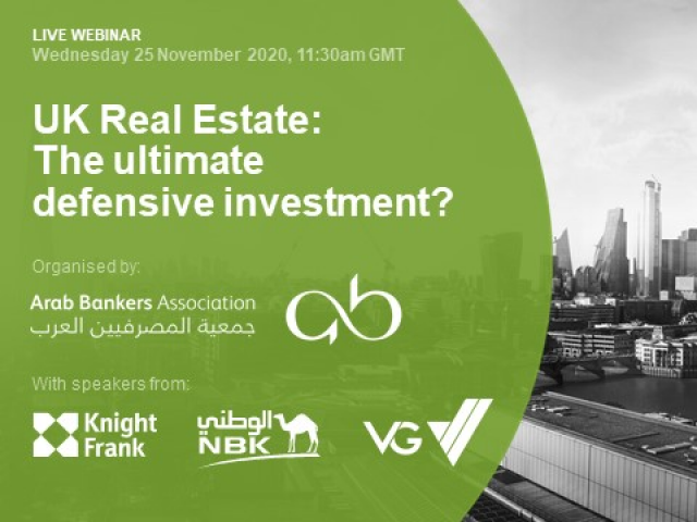 UK Real Estate: The ultimate defensive investment?
