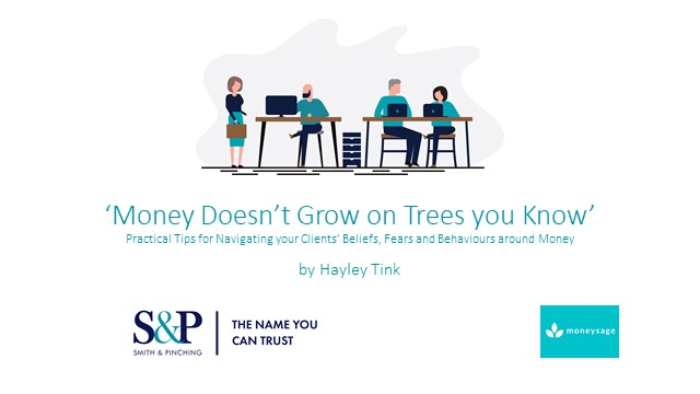 Money Doesn't Grow on Trees You Know!
