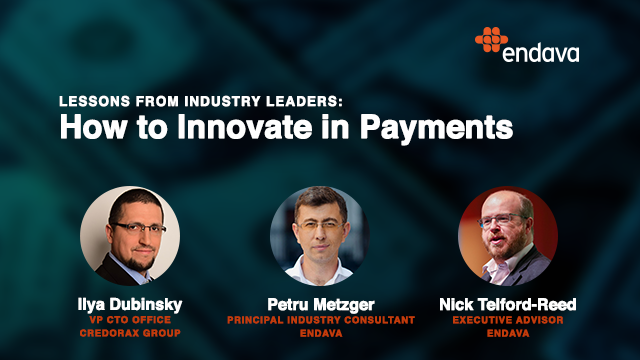 Discover the future of digital payments - From Innovation to Scale