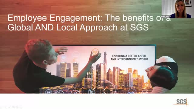 Employee Engagement: The Benefits of a Global AND Local Approach
