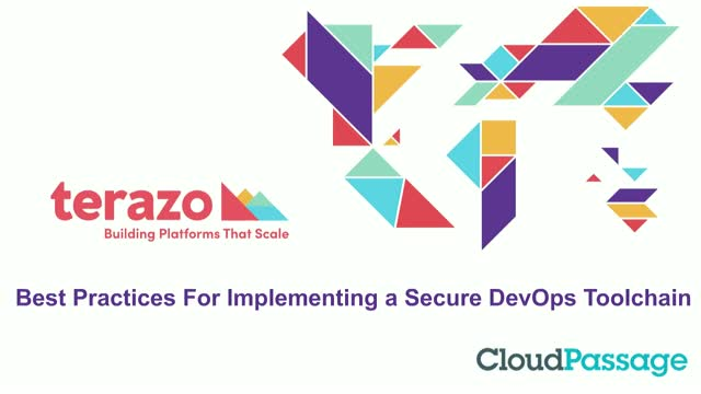 Best Practices for Implementing a Secure DevOps Toolchain