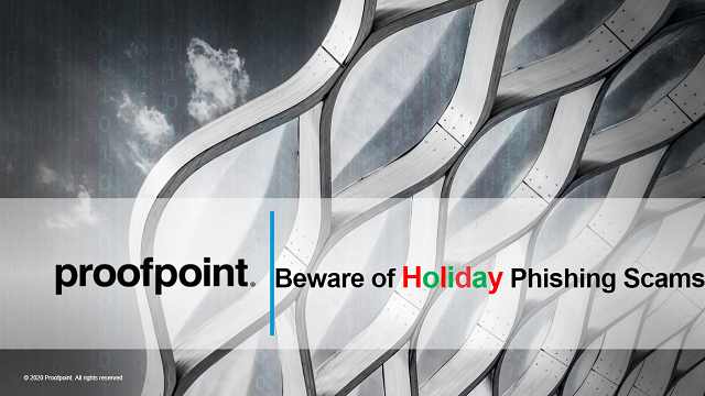 Beware of Holiday Phishing Scams