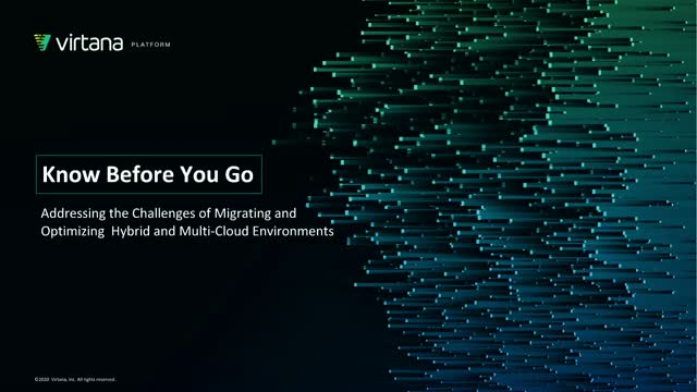 Challenges of Hybrid and Multi-cloud Environments