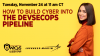 How to build Cyber into the DevSecOps Pipeline