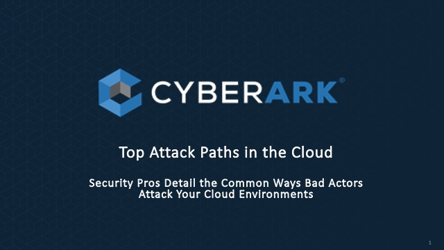 Top Cloud Attack Paths You Should Worry About