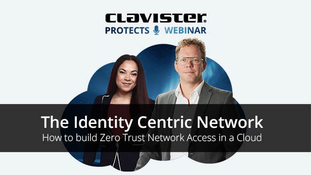 The Identity Centric Network