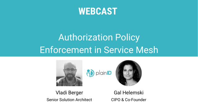 Authorization Policy Enforcement in Service Mesh