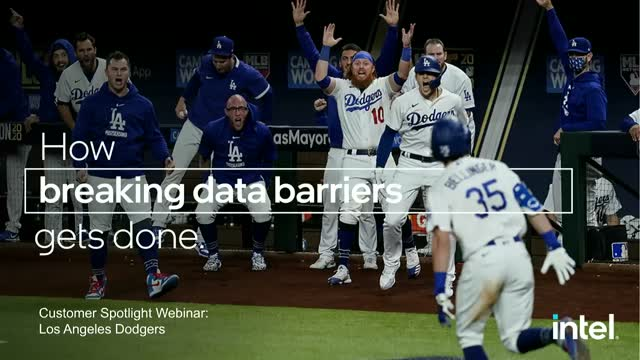 How a world-class baseball team leverages analytics at speed