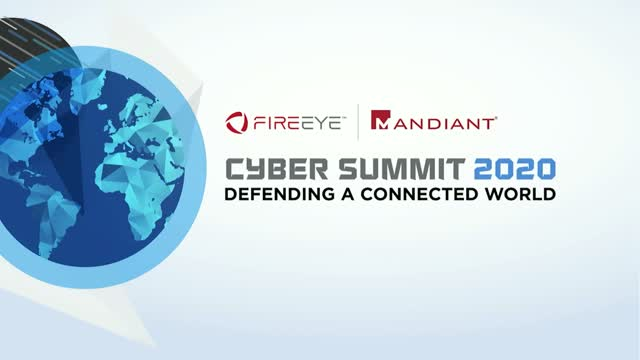 Cyber Summit 2020 | Spotlight on Financial Services: APAC