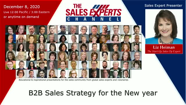 B2B Sales Strategy for the New Year