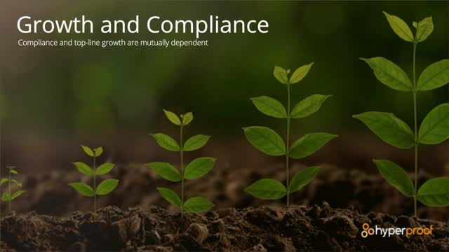 Growth and Compliance