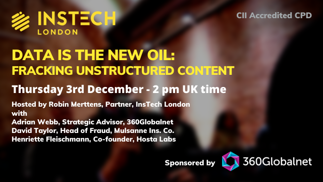 Data is the New Oil - Fracking Unstructured Content