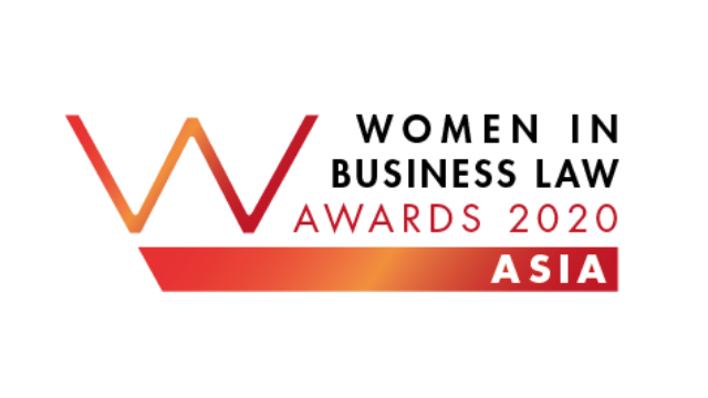 Women in Business Law Awards 2020 Asia