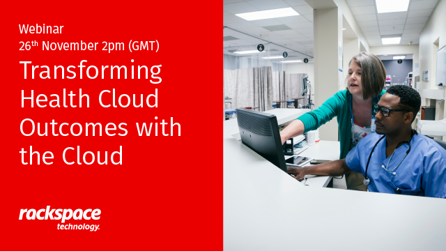Transforming Health Cloud Outcomes with the Cloud