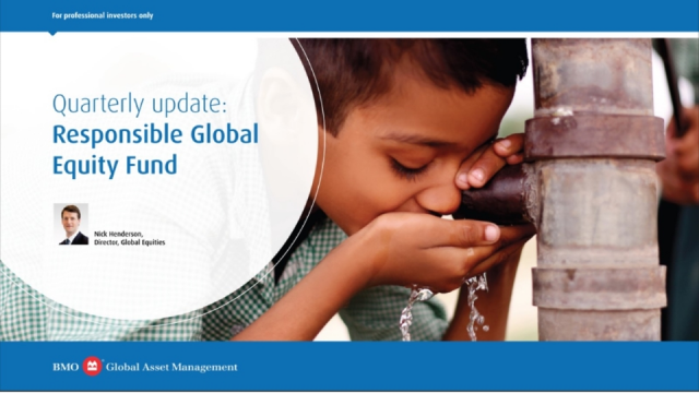 Quarterly Responsible Global Equity Update