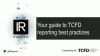 Webinar – Your guide to TCFD reporting best practices