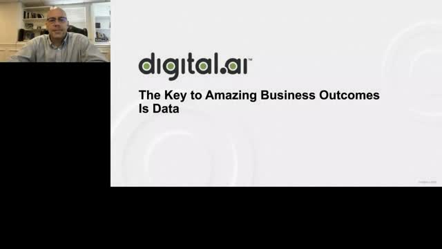 The Key to Amazing Business Outcomes is Data with Gene Kim