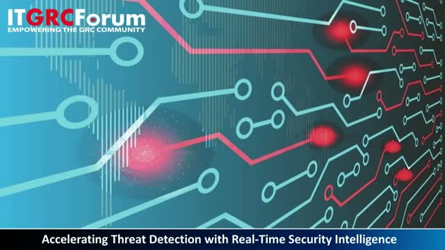Accelerating Threat Detection with Real-Time Security Intelligence
