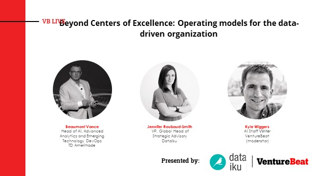 Beyond Centers of Excellence: Operating models for the data-driven organization