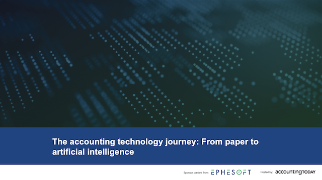 The Accounting Technology Journey: From Paper to Artificial Intelligence