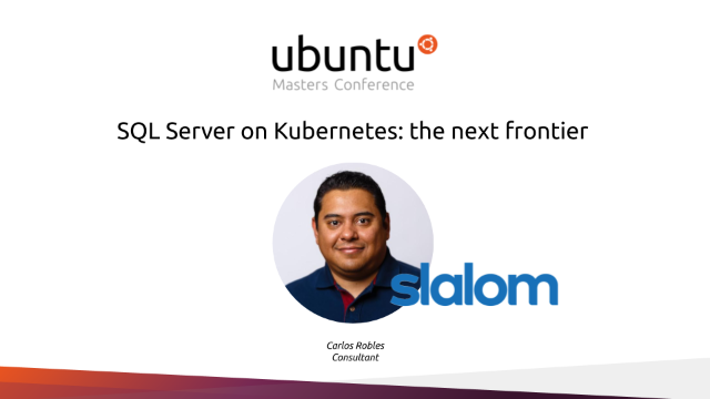 SQL Server on Kubernetes, the next frontier