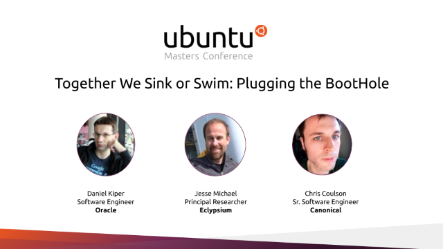 Together We Sink or Swim: Plugging the BootHole
