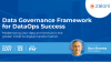 Data Governance Framework for DataOps Success