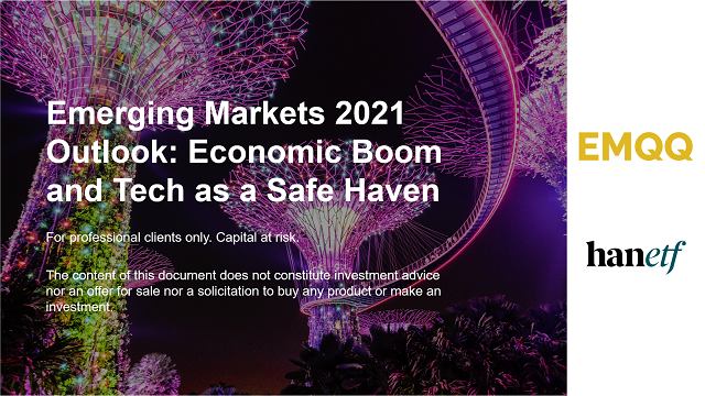 Emerging Markets 2021 Outlook: Economic Boom and Tech as a Safe Haven