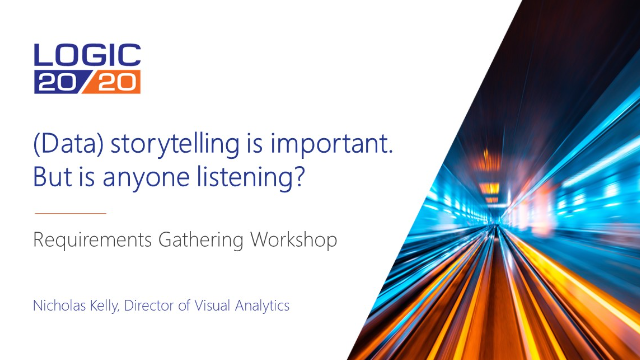 (Data) storytelling is important. But is anyone listening?