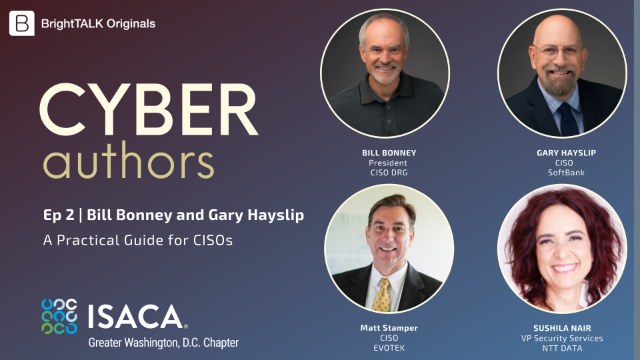 Cyber Authors Ep.2: A Practical Guide for CISOs