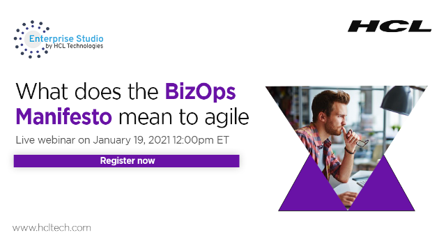 What does the BizOps Manifesto mean to Agile?