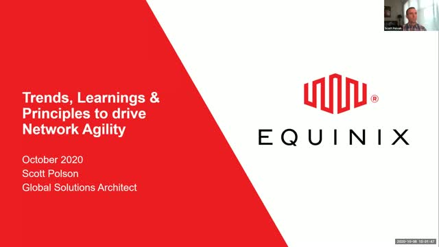 Architect Your Advantage: Expert Hour on Network Agility