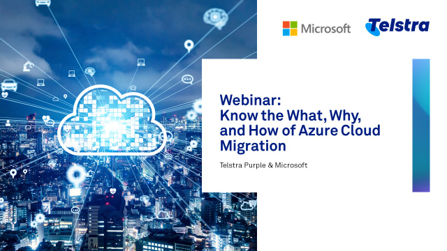 Know the What, Why, and How of Azure Cloud Migration