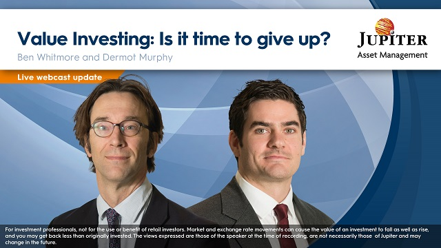 Value Investing: Is it time to give up?