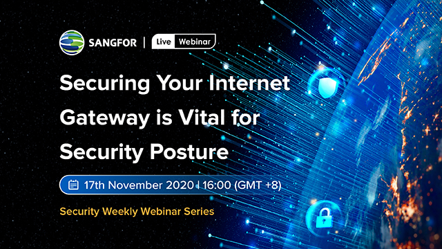 Securing Your Internet Gateway is Vital for Security Posture