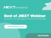 Best of .NEXT Webinar - Keynote, Kundengeschichten & Produkte