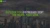 Outook for Distressed Debt: The 30,000 Foot View