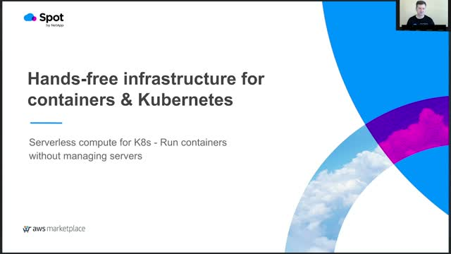 Hands-Free Infrastructure for Containers and Kubernetes