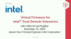 Virtual Firmware for Intel Trust Domain Extensions