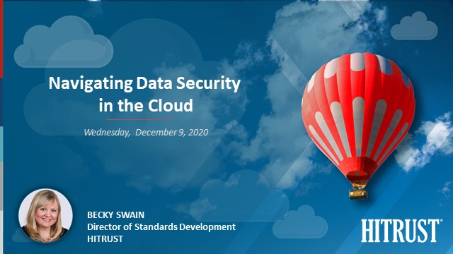 Navigating Data Security in the Cloud