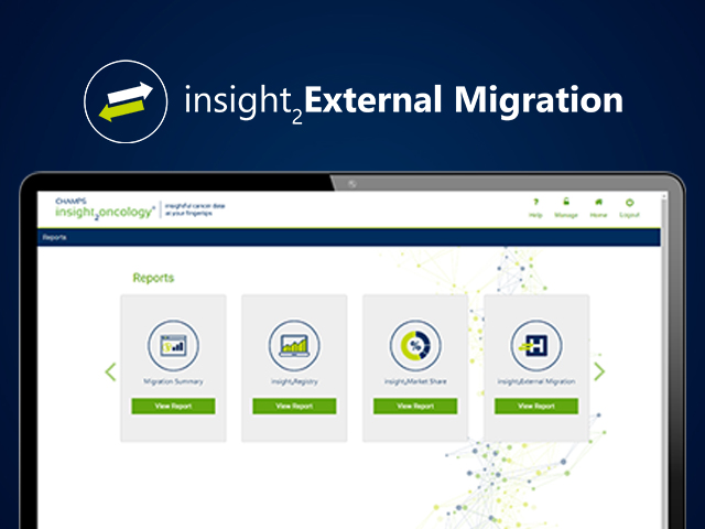 insight2oncology® Demonstration: insight2External Migration